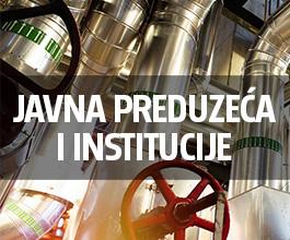 Javna preduzeća i institucije