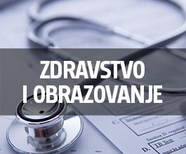 Zdravstvo i obrazovanje